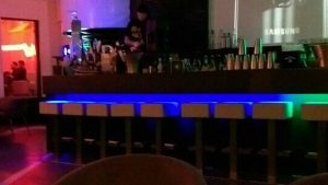 Cafe Bar Sandalyesi