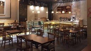 Ankara Cafe Sandalyesi