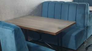 Turkuaz Cafe Sedir Masası