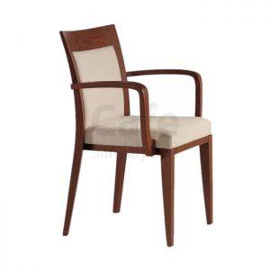 eskitme-boyali-beyaz-kumas-dosemeli-cafe-sandalyesi-mska14