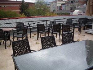 Açık Mekan Sandalye Masa