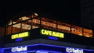 Cafe Alexde Sandalye Cekmekoy