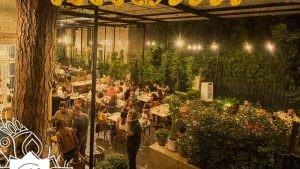 Al Brimo Cafe Tonet Sandalye Lubnan