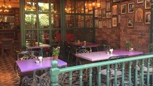 Hayali Hacivat Cafe Sandalye Masa 3