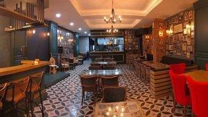 Hayali Hacivat Cafe Sandalye Masa 7