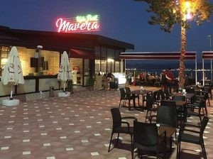 Mavera Cafe Sandalye