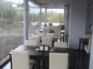 Beyaz Ekonomik Cafe Sandalyesi