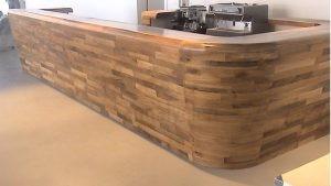Ozel Yapim Banko Cafe Dekorasyon