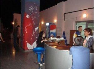 Kutahya Teras Cafe Bar Sandalyesi