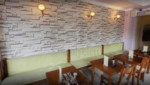 Tiryaki Cafe Tik Masa İroko Katlanir Sandalye