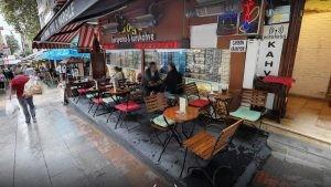 Tiryaki Cafe Poliuretan Sandalye Kadikoy Cafe Dekorasyon