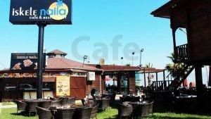 Kocaeli Naila Cafe Rattan Orme Sandalye