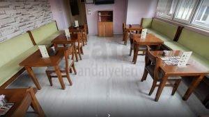 Tiryaki Cafe Ahsap Ekonomik Sandalye Ekonomik Cafe Masasi