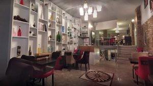 Kadikoy Tiryaki Cafe Dis Mekan Sandalye