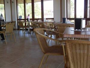 Kocaeli Buyuk Sehir Belediyesi Cayirova Park Cafe Rattan Sandalye Hasir Orme Sandalye