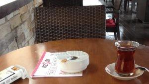 Migros Avm Ordu Ozsut Cafe Rattan Sandalye