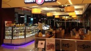 Ozsut Cafe Modern Sandalye