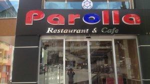 Parolla Cafe Restoran Sandayesi