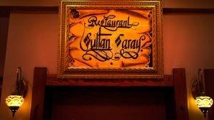 Restoran Sultan Saray Cafe Bar