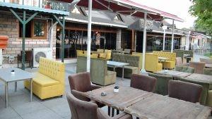 Effendi Cafe Dis Mekan Dekorasyon