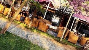 Effendi Cafe Dis Mekan Sandalye
