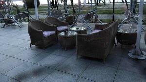 Effendi Cafe Hasir Sandalye