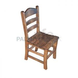 Çam Bahçe Sandalyeleri