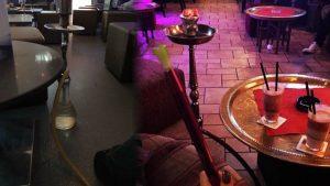 Almanya Nargile Cafe Dekorasyon