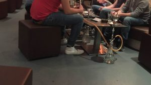 Almanya Ottoman Puf Nargile Cafe