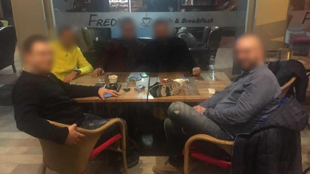Cafe Masasi Rattan Sandalye